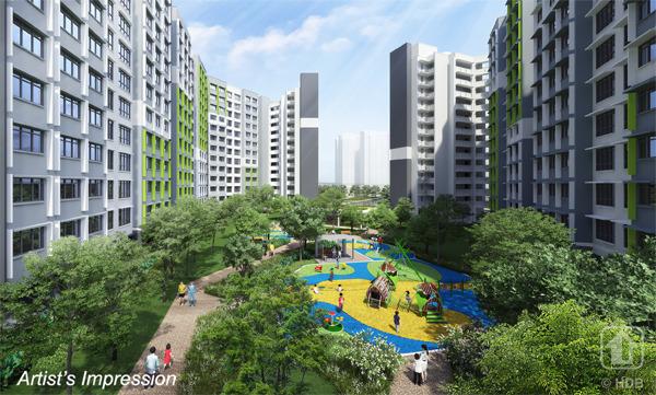 Singapore Luxury Homes - HDB Nov 2018 BTO Launch Analysis