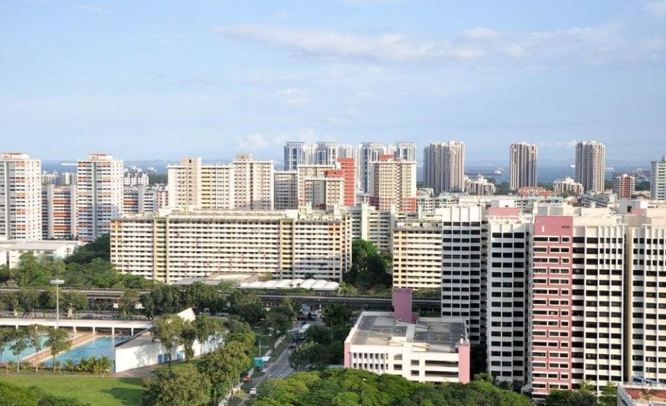 Bedok estates rent a HDB flat in Singapore