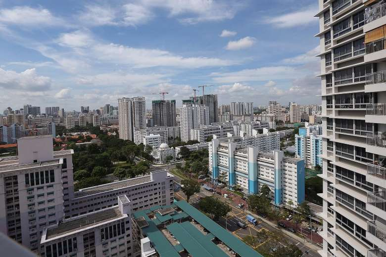 Kallang Whampoa estates rent HDB in Singapore