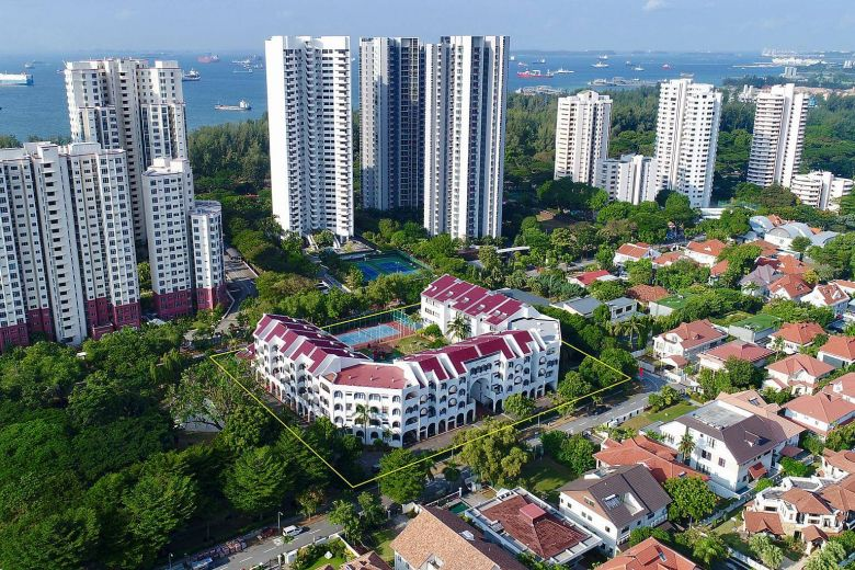Meyer Road freehold condo Nanak Mansions