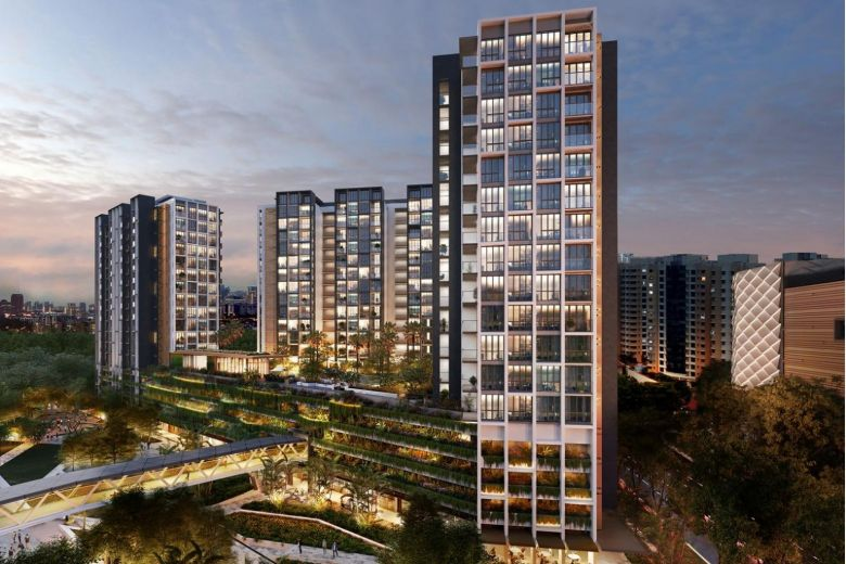 Park Place Residences best new launch condos 2018