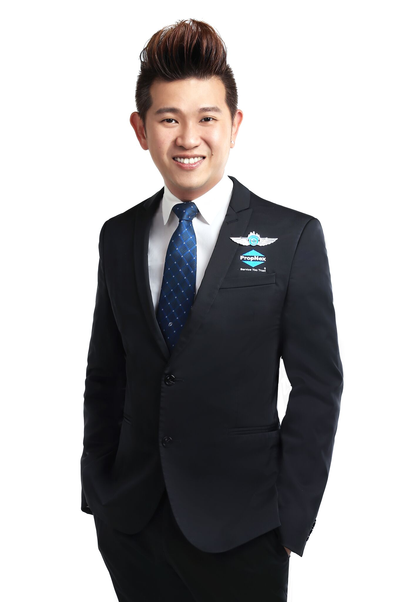 property agent kelvin thong png
