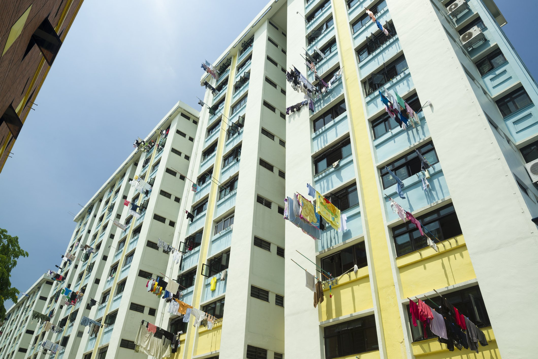 HDB resale flat transactions are rising