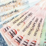Income in Singapore dollar notes of various denominations