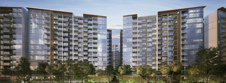 Affinity at Serangoon is a 5-minute walk away from the future Serangoon North MRT
