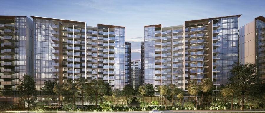 Affinity at Serangoon is a 5-minute walk away from the future Serangoon North MRT