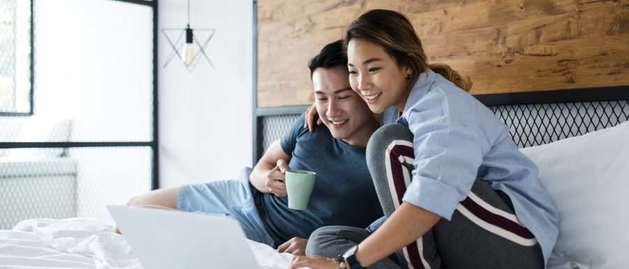Couple who own a condo before 30 in Singapore