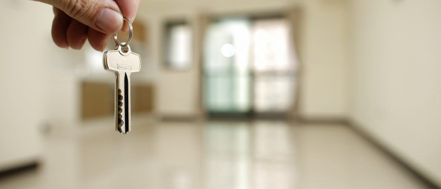 Renting out an empty house