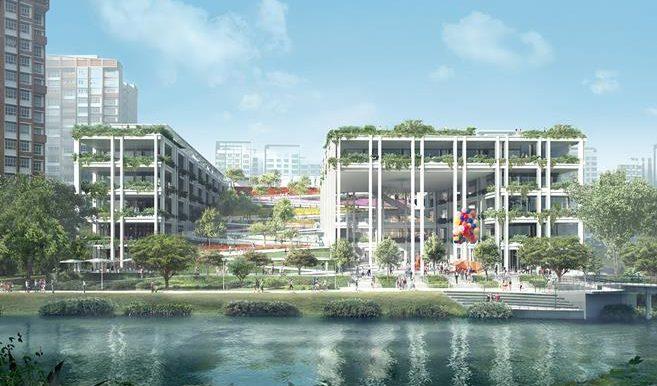 punggol-new-neighbourhood-centre