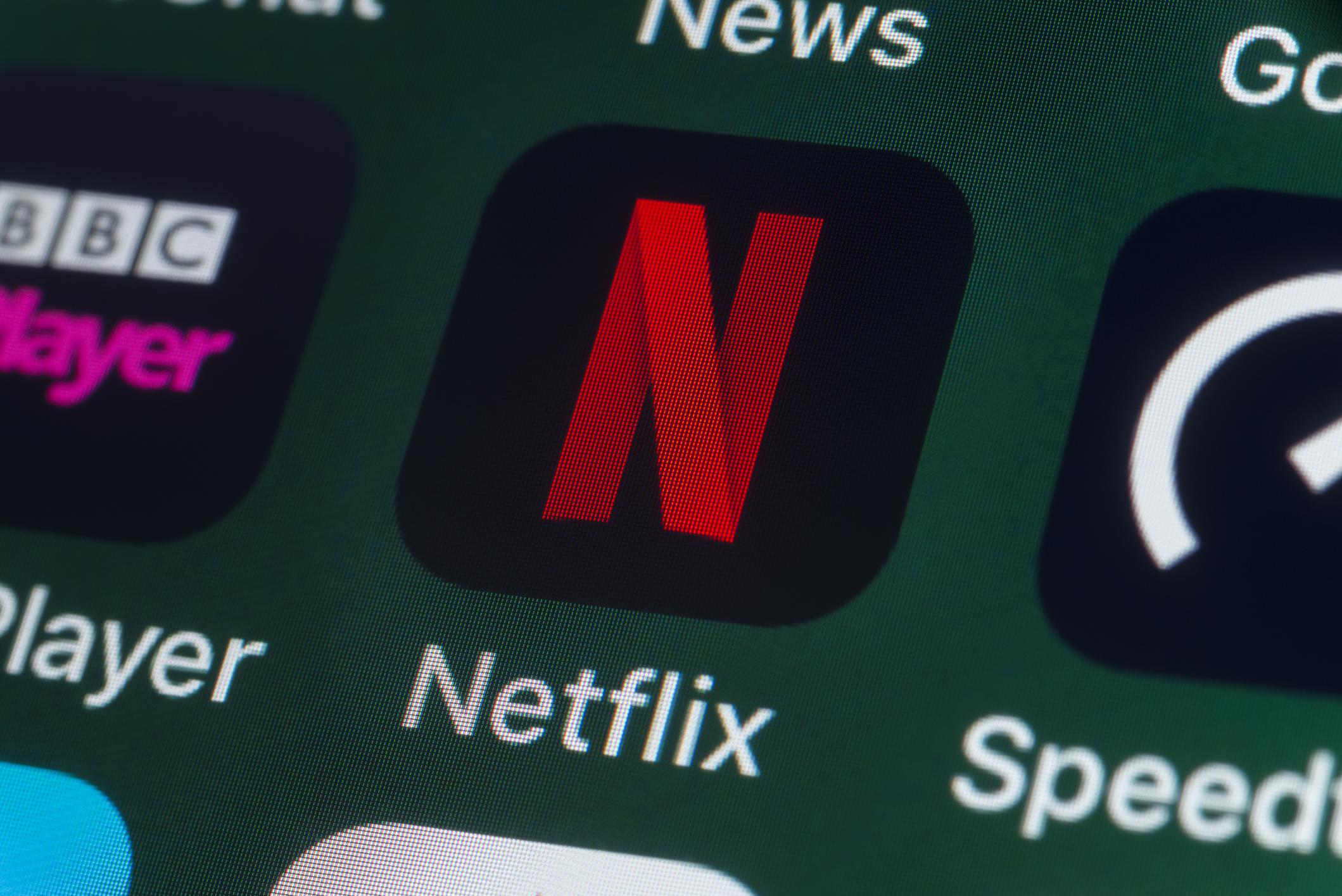The Netflix icon