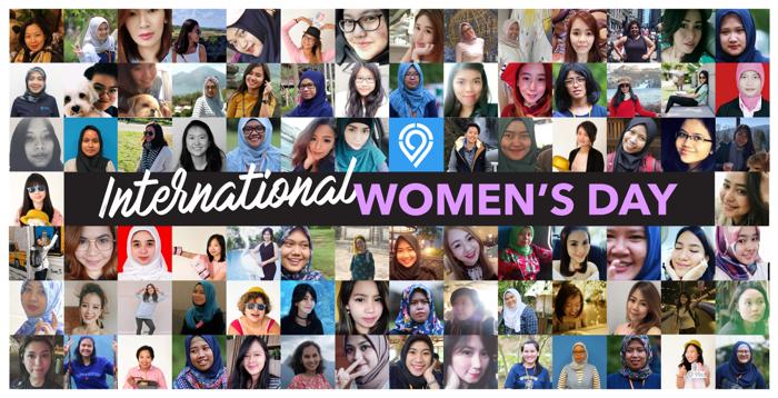 International women's day 99co