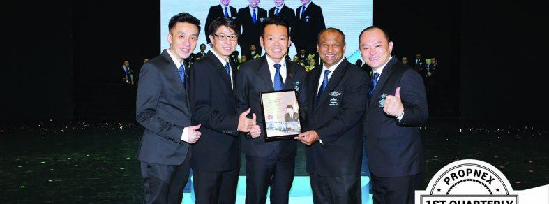 PropNex Benjamin Tan Champion Leader