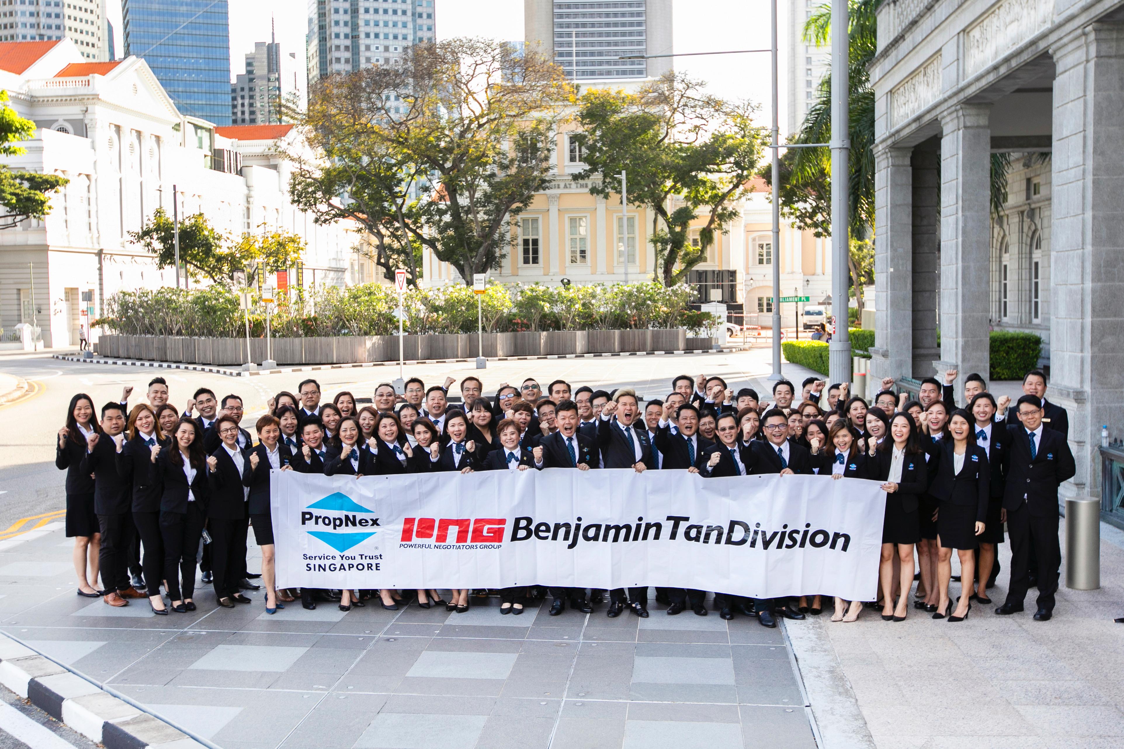 PropNex Benjamin Tan Division
