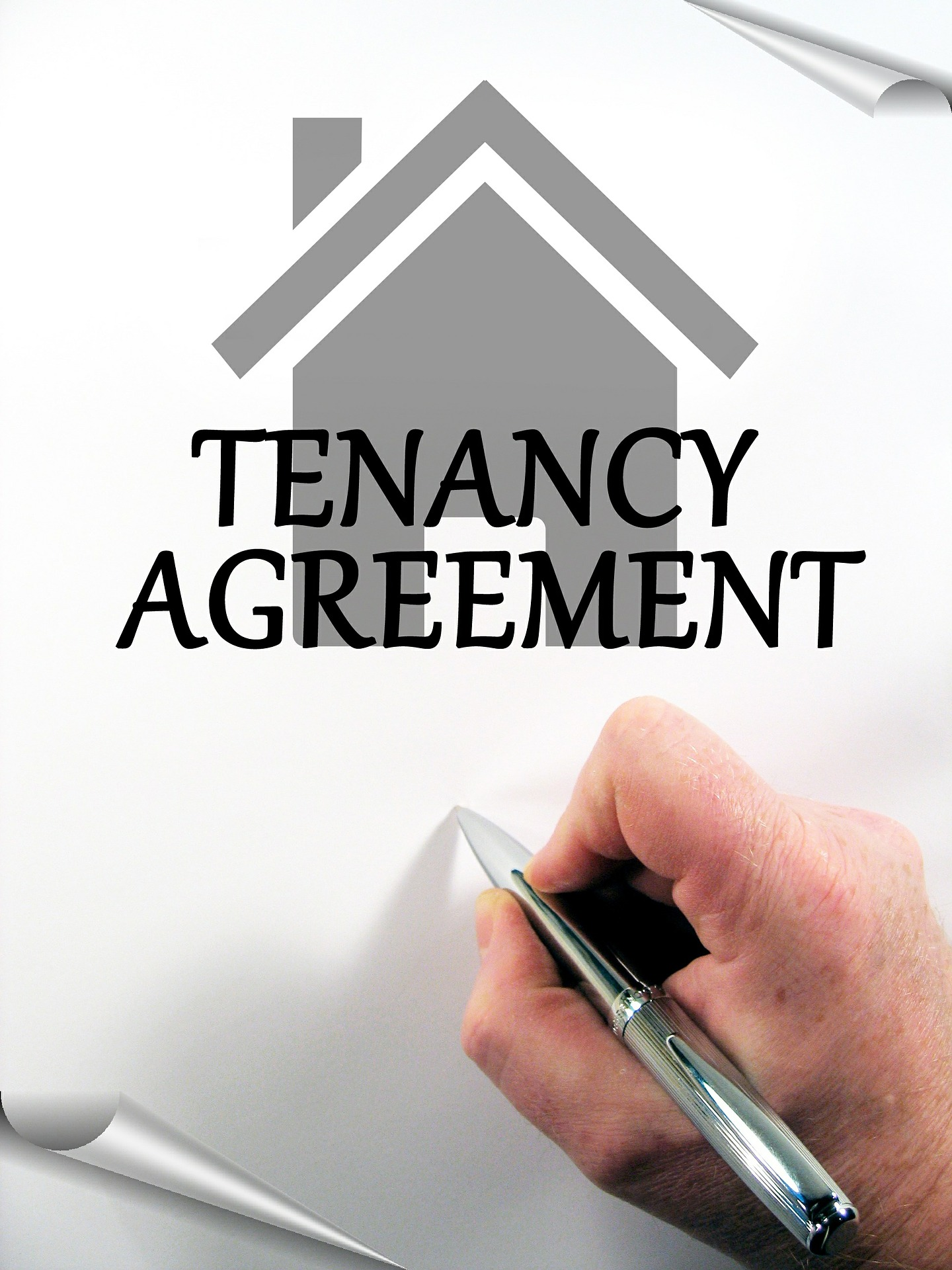 Student dorms tenancy agreement contractvs flat / condo rentals