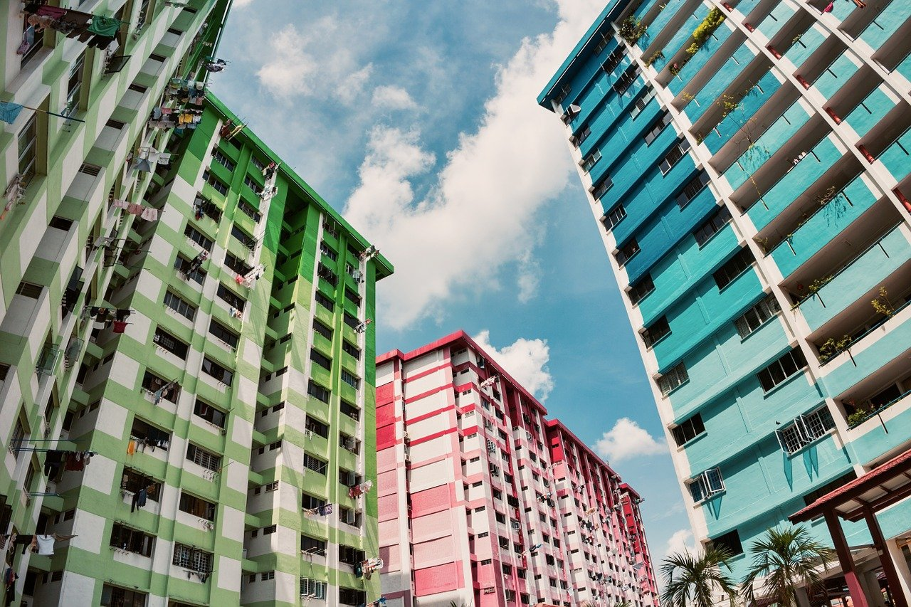 24 People Living in 4-Room HDB Flat, Crazy or Stupid?
