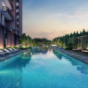 Juniper Hill has a 50m lap pool for residents