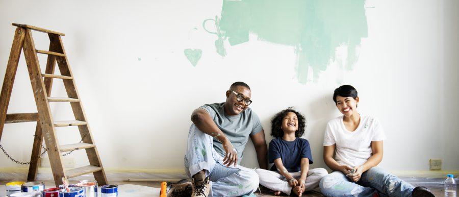 Budget busting home renovation