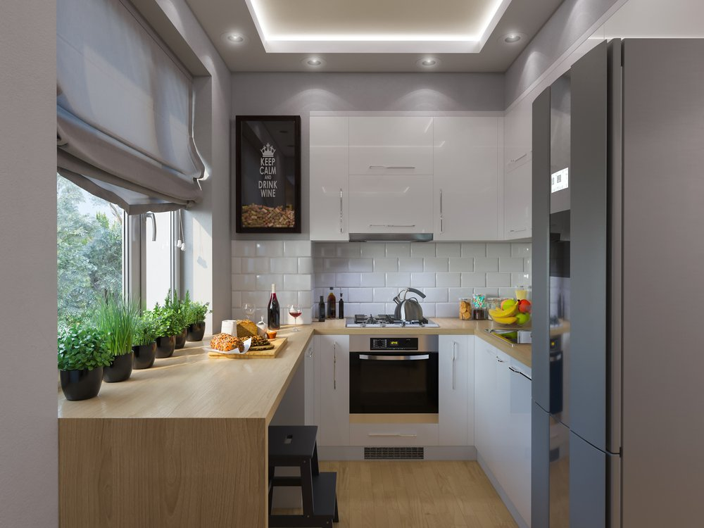How to Maximise the Space in a Small Kitchen