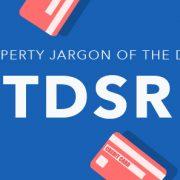 Property jargon: TDSR