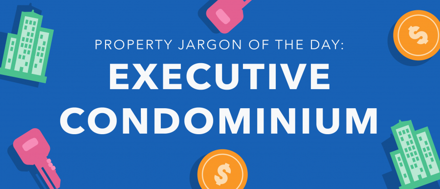 Property jargon: Executive Condominium