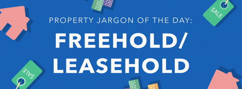 Property jargon: Freehold / leasehold