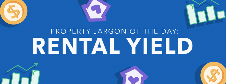 Property jargon of the day: Rental yield