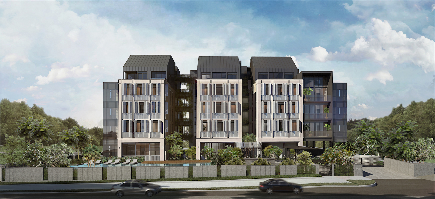 freehold boutique development olloi has 34 units