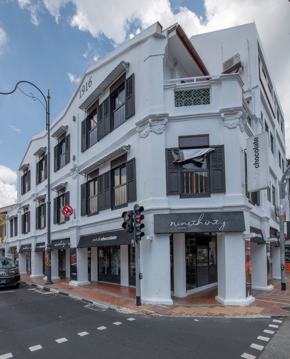 hipster cafes at joo chiat near olloi include ninethirty