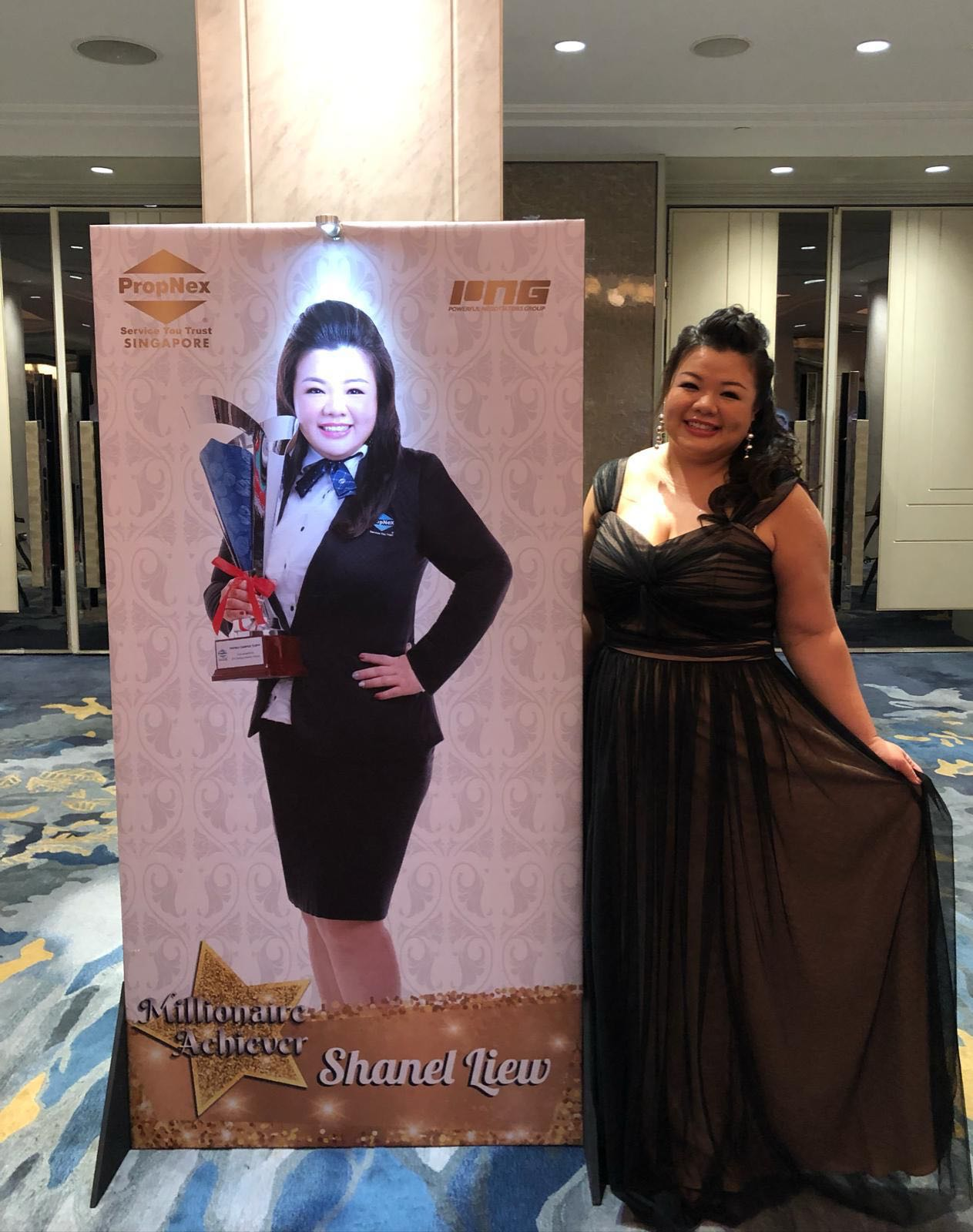 property agent shanel liew