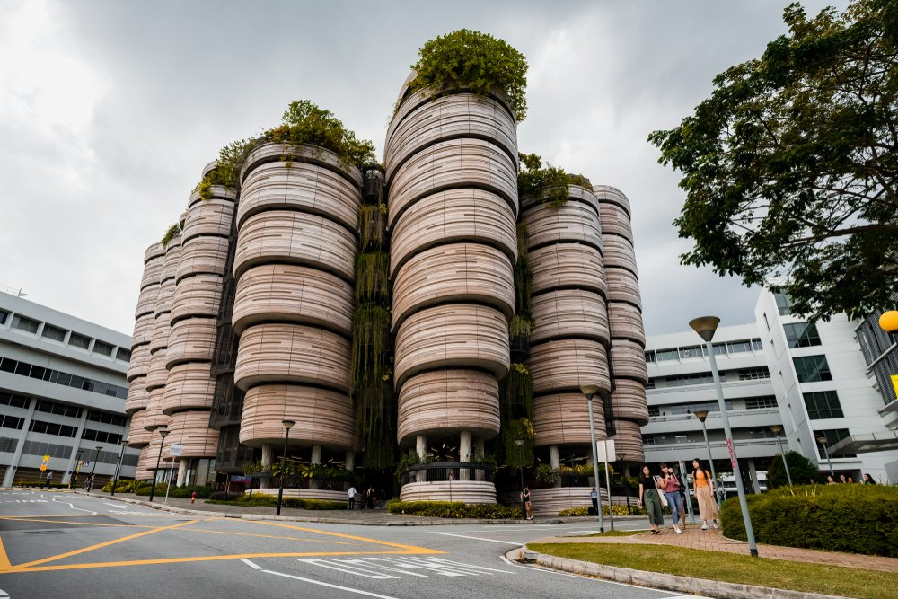 The Hive at NTU