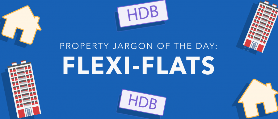 Property jargon of the day: Flexi-flats