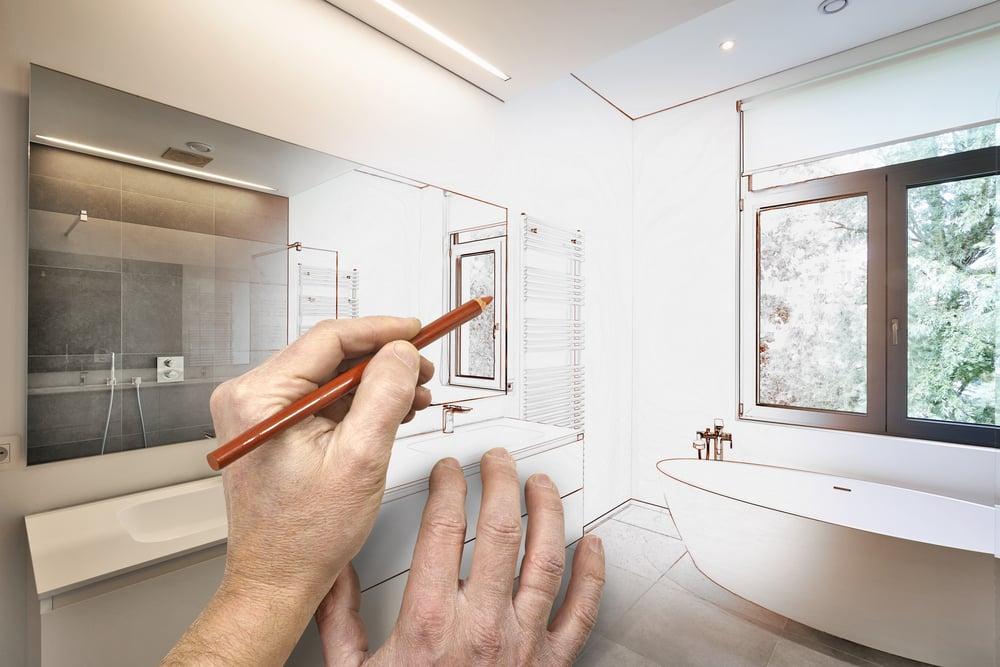 Drawing renovations