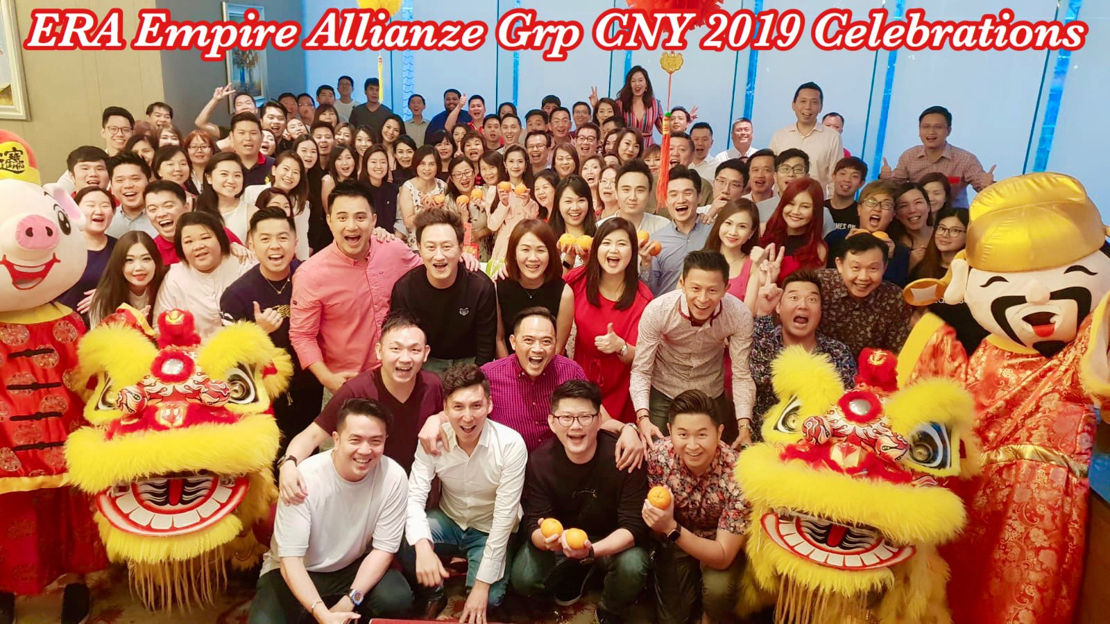 Empire Allianze Group's Chinese New Year 2019 Celebrations
