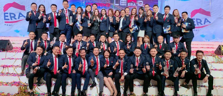 Empire Allianze Group's Top Achievers in ERA for 2018