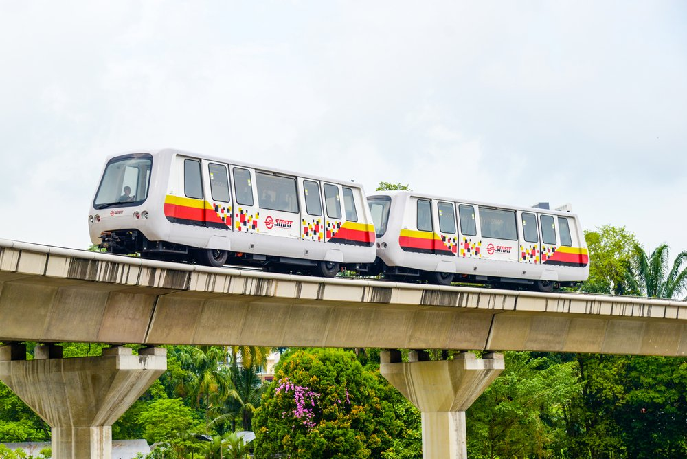 ltr train in singapore