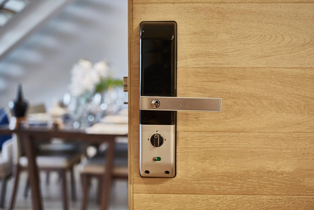 digital door lock for home doors/gates