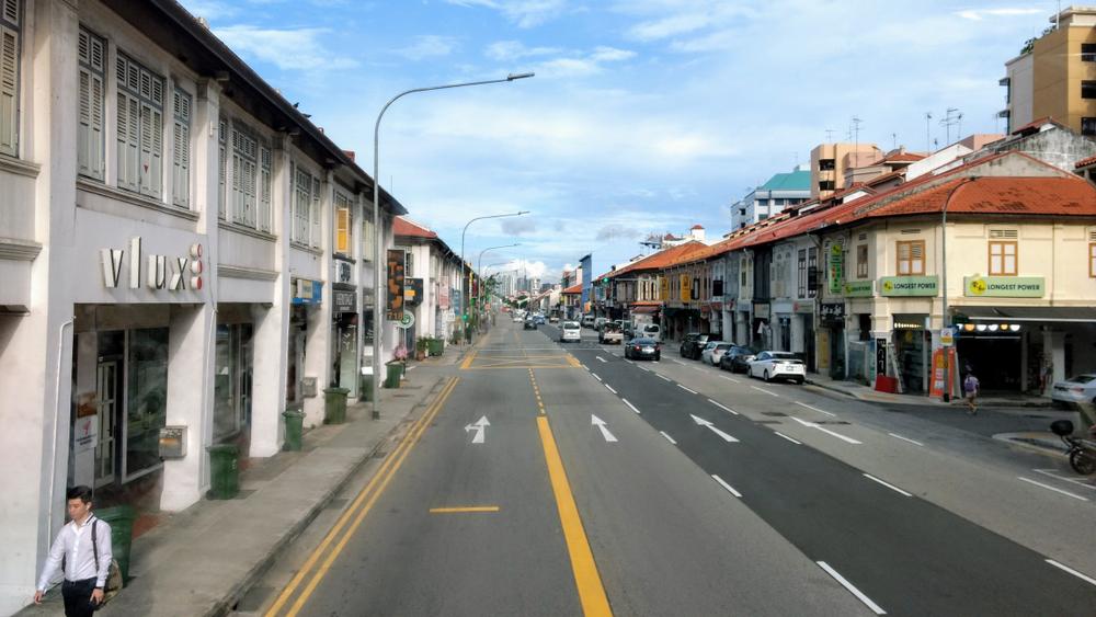 Street View of Geylang
