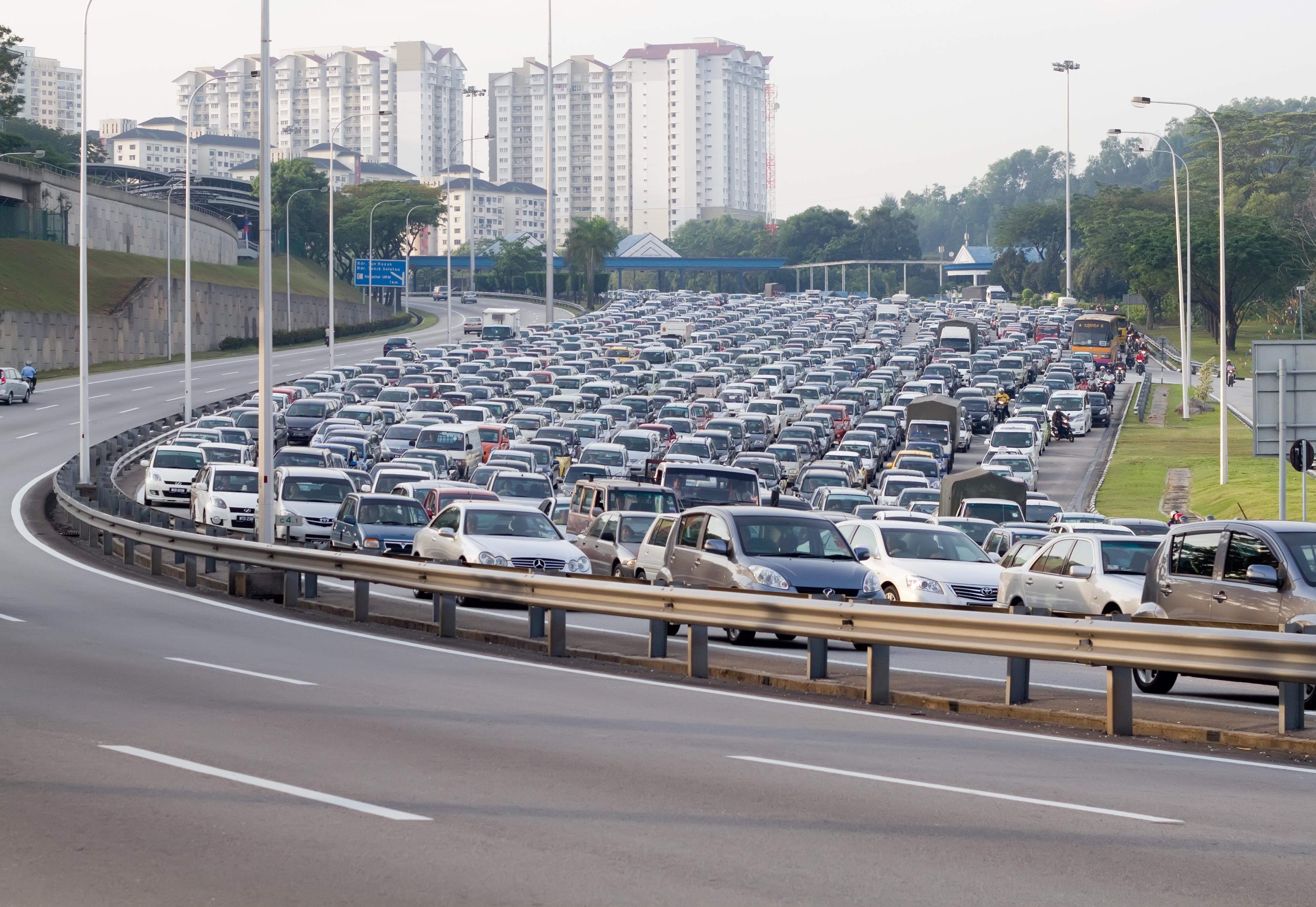 traffic in malaysia