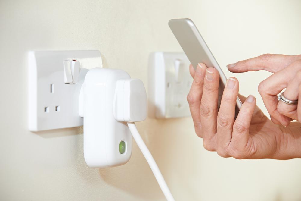 wifi-powered smart socket