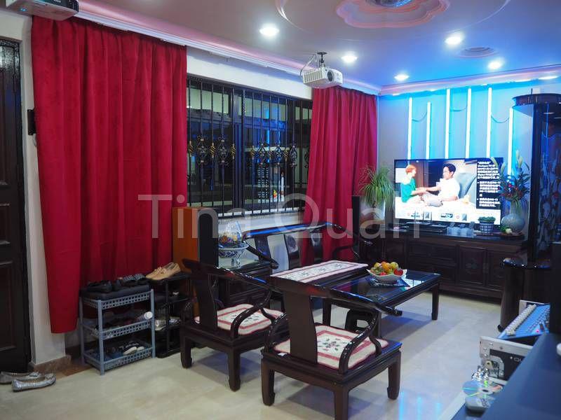 Jurong Living Room