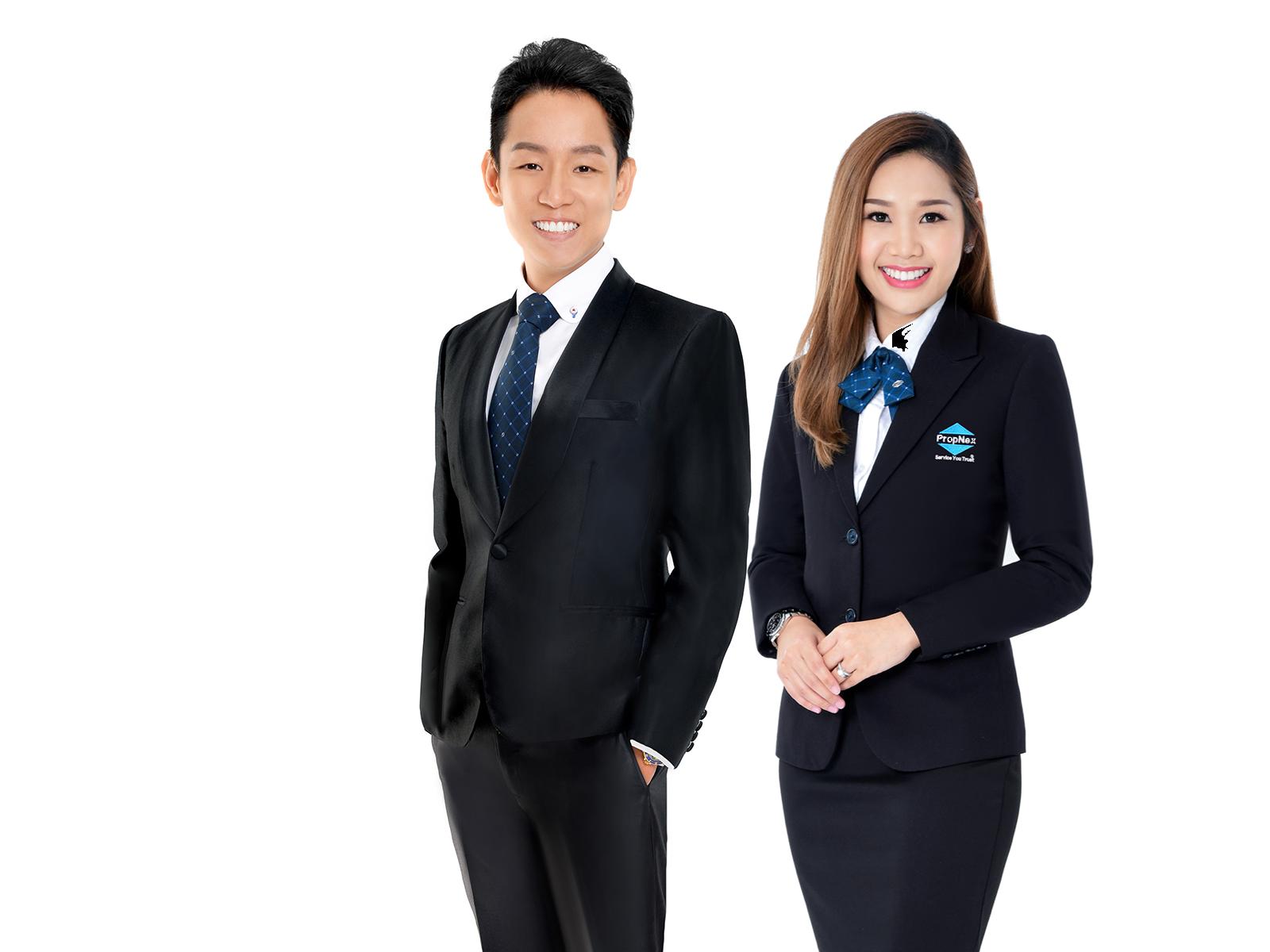 Jordan Tay and Teng Hui Li