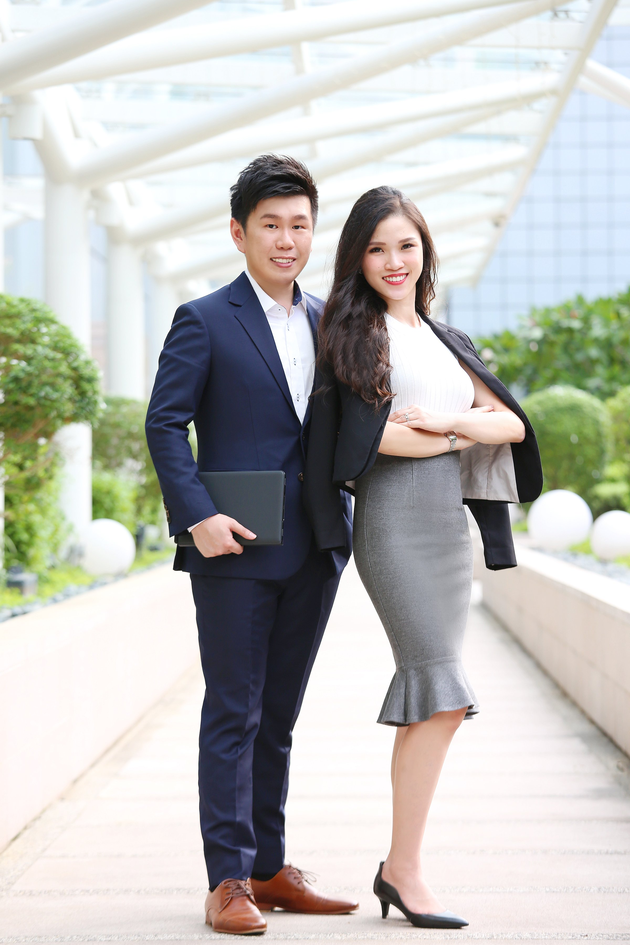 Lincoln Heng and Jesyi Lim, AWD