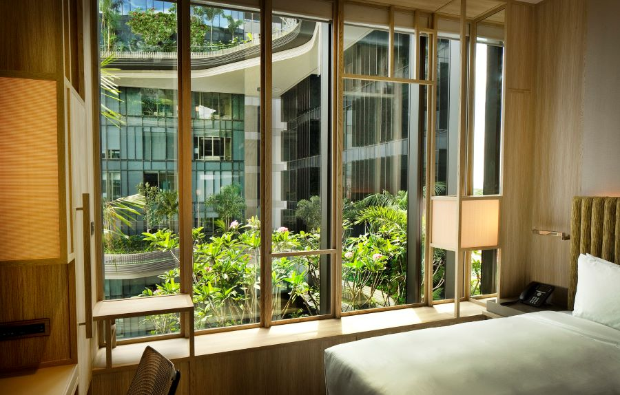 stay home notice shn hotel singapore parkroyal collection pickering