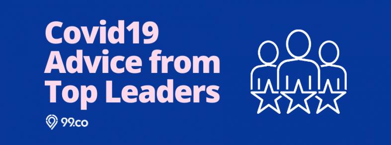 Covid19 Advice Top Leaders