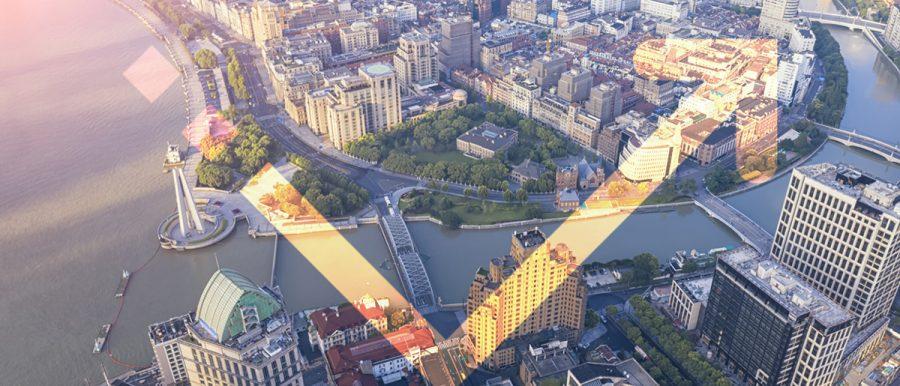 china property market rebound