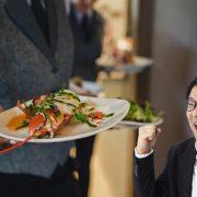 michelin starred meals property agents quarantine