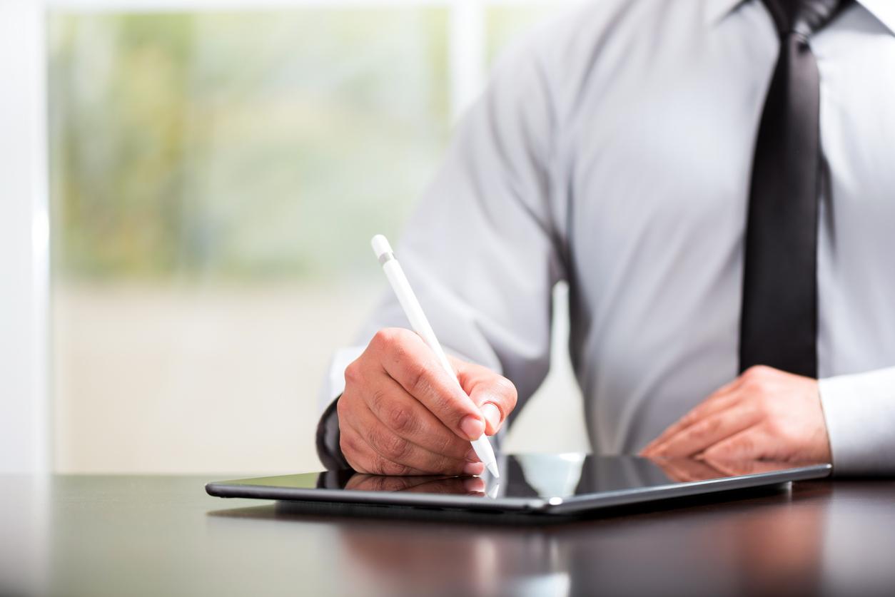 property transaction digital documents electronic signature
