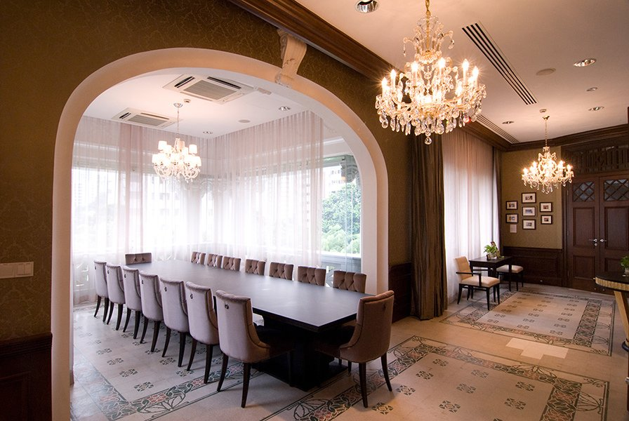 tan chin tuan mansion clubhouse