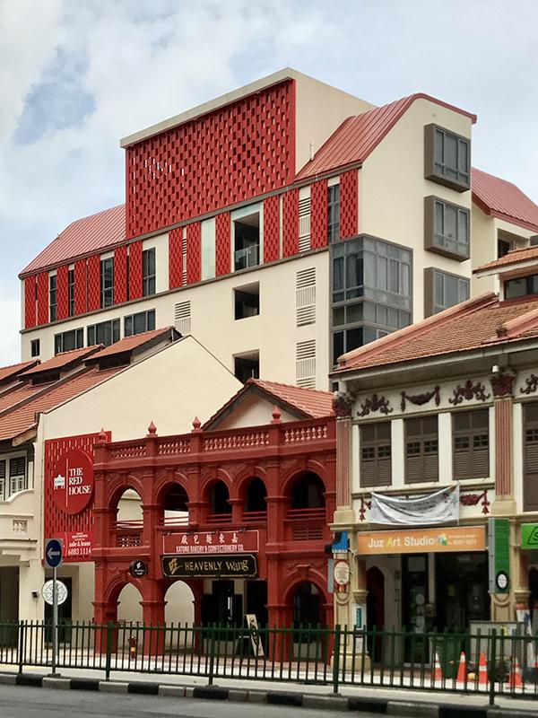 the red house condo shophouse