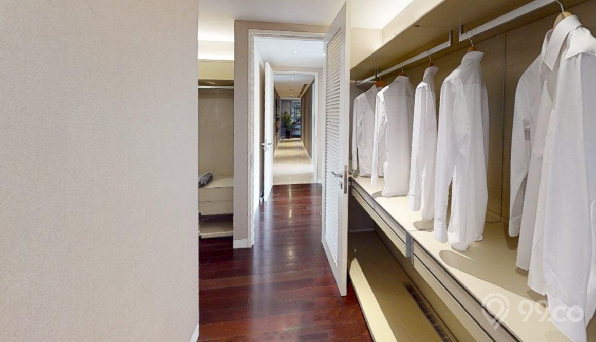wallich residences penthouse master walk in wardrobe